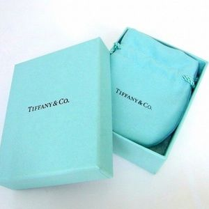Tiffany Box and Pouch Set